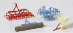 Preiser 17919 : HO Scale Accessories for Agricultural Vehicles